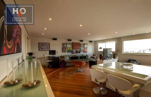Imagem 1 de 16 de Apartamento Com 3 Dormitórios 3 Suítes À Venda, 173 M² - Morumbi - São Paulo/sp - Ap0938