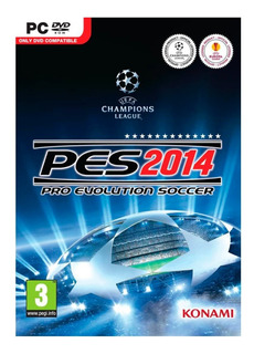 Pro Evolution Soccer Pes 2014 Pc