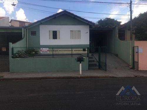 Imagem 1 de 9 de Casa À Venda, 85 M² Por R$ 160.000,00 - Charrua - Londrina/pr - Ca0782