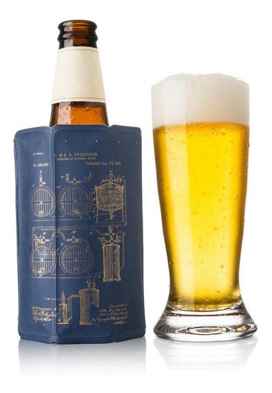 Enfriador De Cerveza Reutilizable Azul