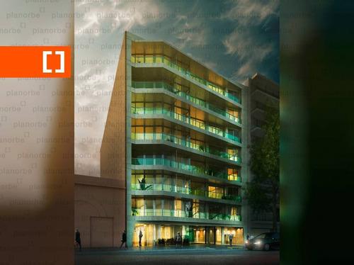 Venta De Apartamento Obra Construcción 2 Dormitorios En Parque Batlle, Gala Point Unidad 502