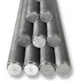 Barras Roscadas 1 Metro Galv. 13mm 1/2 Br 12 100 20 Pza