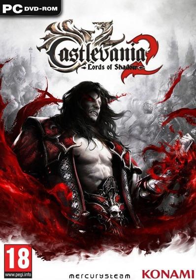 Castlevania Lords Of Shadow 2 -pc Mídia Digital + Brinde