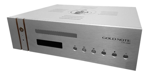 Reproductor - Lector Cd Gold Note Cd-1000 Mkii 220v