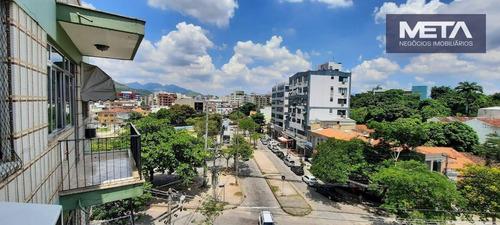 Imagem 1 de 18 de Apartamento Com 2 Dormitórios, 75 M² - Venda Por R$ 350.000,00 Ou Aluguel Por R$ 1.250,00/mês - Vila Valqueire - Rio De Janeiro/rj - Ap0243