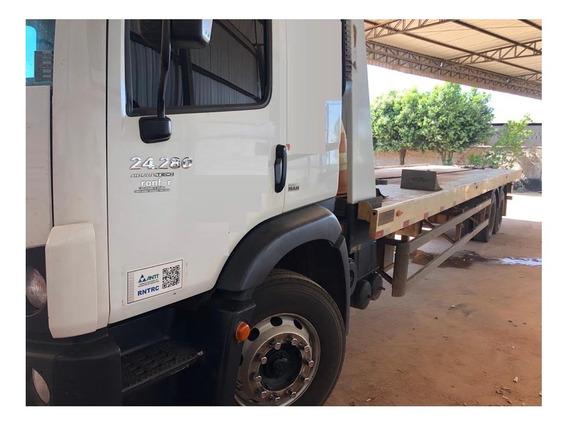 Caminhão Vw 24280 Constellation Plataforma Guincho
