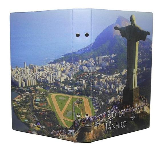 Álbum De Fotos Cidades 10x15 200 Fotos - Diferentes Modelos