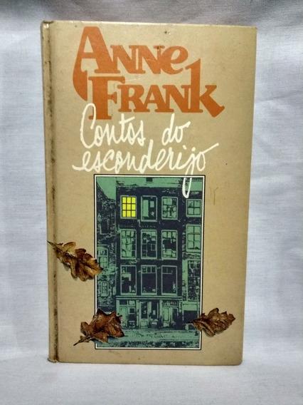 Livro Contos Do Esconderijo Anne Frank