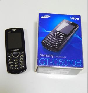 Celular Samsung Gt-c5010b Vivo