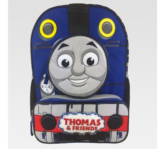 Thomas & Friends Tomás Y Amigos Mochila Backpack Kinder