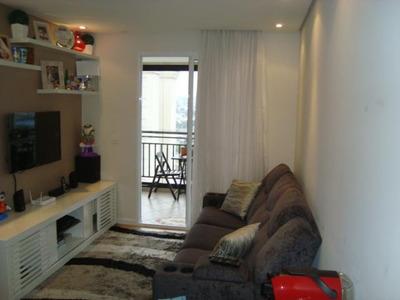 Apartamento Com 3 Dormitórios À Venda, 71 M² Por R$ 445.000 - Rudge Ramos - São Bernardo Do Campo/sp - Ap52639