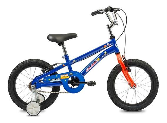 Bicicleta Olmo Cosmo Nautas Rodado 16 4-7 Años Original