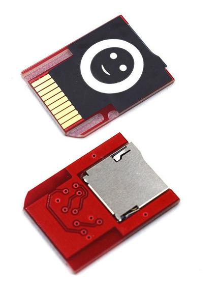 Sd2vita 6.0 Plus - Adaptador Microsd Para Ps Vita - Mega Top