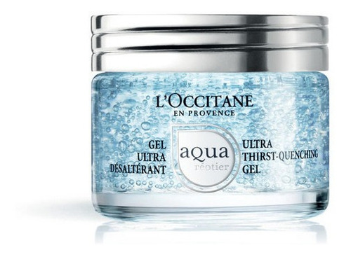 Gel Facial Ultra Hidratante Aqua Réotier, L'occitane