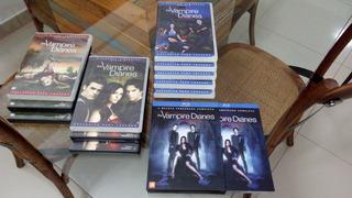 Seriado Vampire Diaries (até A 4 Temporada) Dvd & Blu Ray