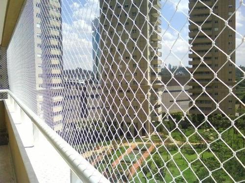 Rede De Proteção Janelas E Quadras Em Nylon