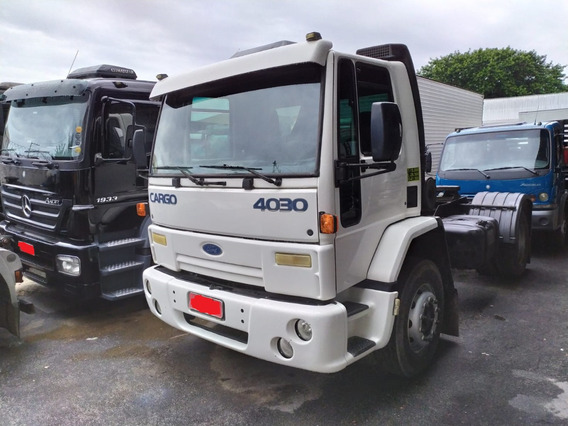 Ford Cargo 4030 Ano 2000 4x2 Único Dono!!!
