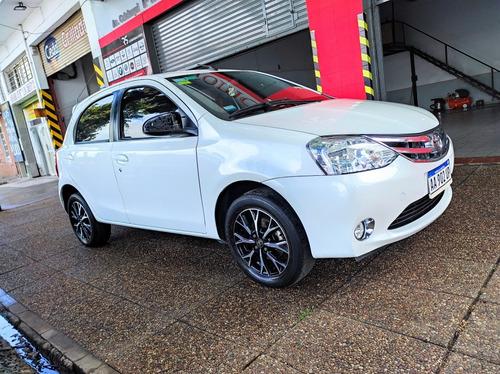 Toyota Etios 1.5 Platinum At Cuero + Cuotas