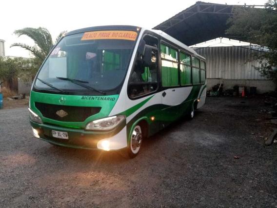 Mercedes-benz Taxi Bus Lo 915