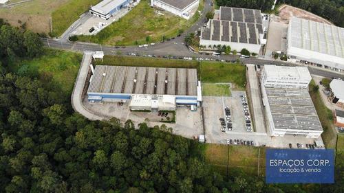 Imagem 1 de 14 de Galpão Para Alugar, 5700m² - Centro - Cajamar/sp - Ga0612