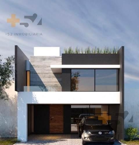 Casa En Venta En Fraccionamiento Arboreto, Cholula