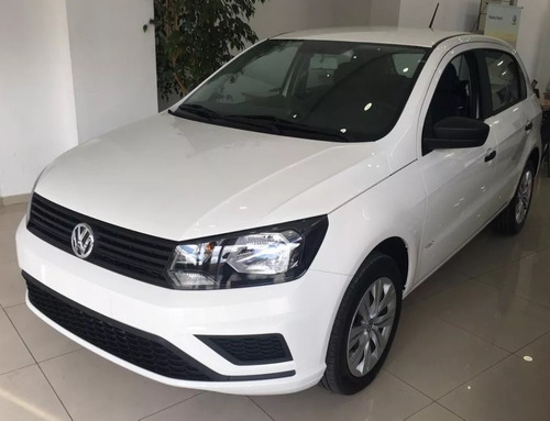 Nuevo Gol 1.6 Trendline (base) Manual 2020 Sf