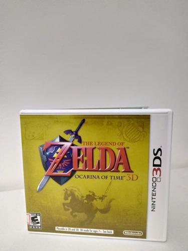 Jogo The Legend Of Zelda:ocarina Of Time 3d Orig. 3ds 0013