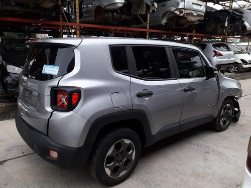 Sucata Jeep Renegade 1.8 2018/2019 Flex