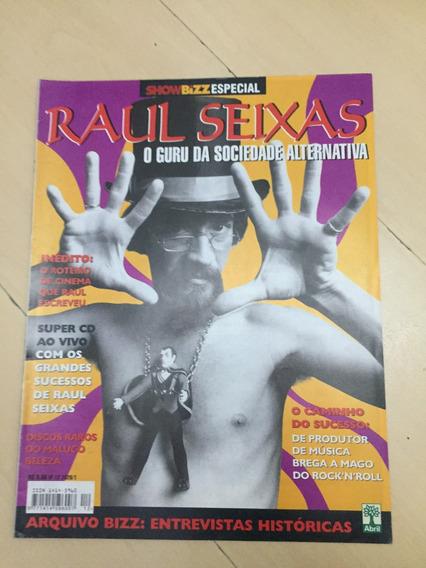 Revista Bizz 12 Raul Seixas Discos Raros Rock Mccartney H123