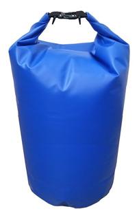 Saco Stank Em Pvc Impermeável Azul 20 Litros Echolife