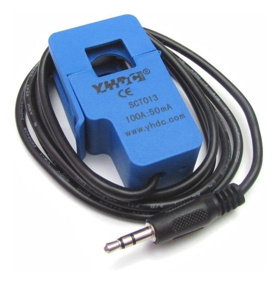Sensor De Corrente 100a Não Invasivo Sct-013 Para Arduino