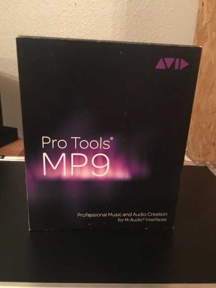 Protools Mp9 + Ilok (original)