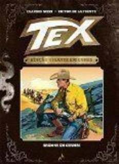 Hq Tex - Edição Gigante Em Cores - Vol. 5 Arizona Em Chamas