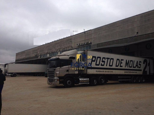 Galpão Para Alugar, 10000 M² - Jardim Presidente Dutra - Guarulhos/sp - Ga0376