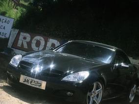 Mercedes-benz Slk 200 Conversível (ñ Porshe Boxster, Z4,rcz)