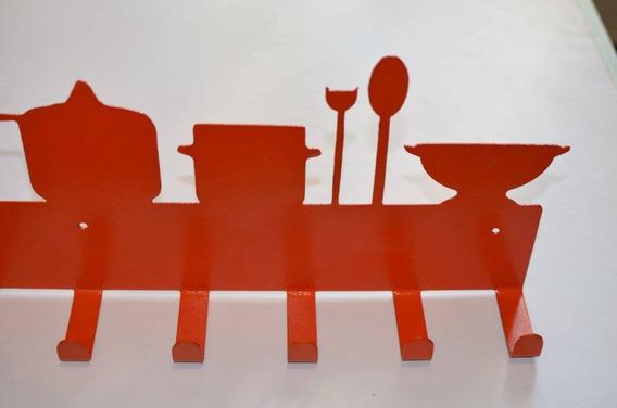 Porta Tazas, Vajilla, Repasadore, Con Diseño En Metal