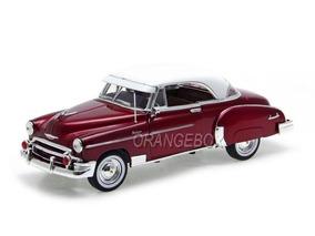 Chevy Bel Air 1950 American Classiccs Motormax 1:18 Vinho