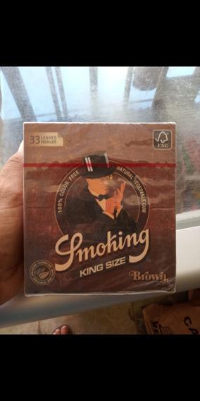 Papel Seda Smoking King Size 33 Leaves