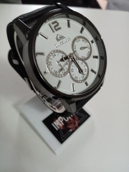 Relógio Quiksilver Metal Lançamento Novo !