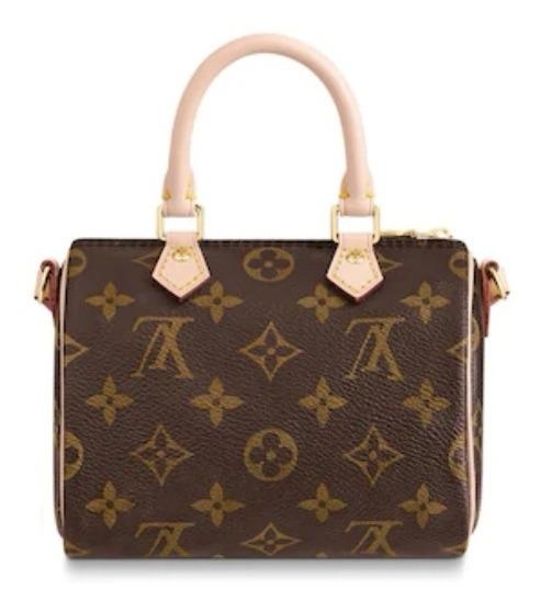 Bolsa Mini Speedy Louis Vuitton Con Envio Gratis