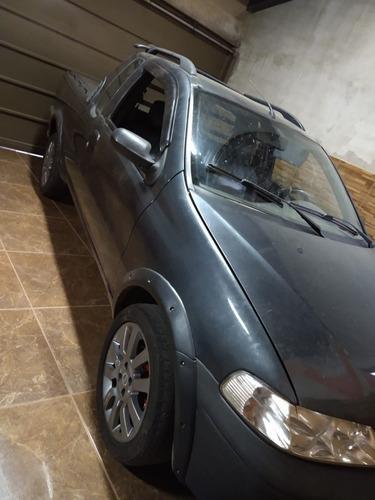 Imagem 1 de 15 de Fiat Strada 2002 1.5 Working Ce 2p Gasolina