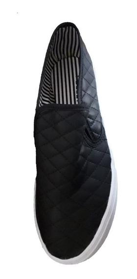 Tenis Slipon Sneakers Terciopelo Velvet Animal Print