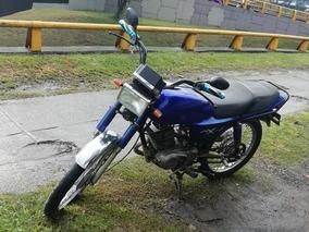 Moto Ax 100 Con Soat Y Tecnomecanica Asta Finales De Octubre