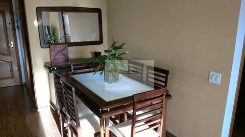 Imagem 1 de 27 de Apartamento À Venda, 55 M² Por R$ 349.000,00 - Vila Santa Clara - São Paulo/sp - Ap0023