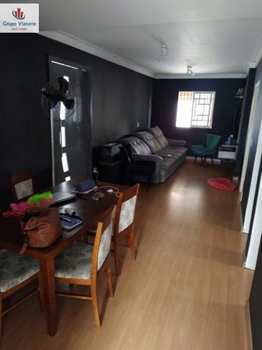 Casa A Venda No Bairro Vila Guilherme Em São Paulo - Sp.  - A561-1
