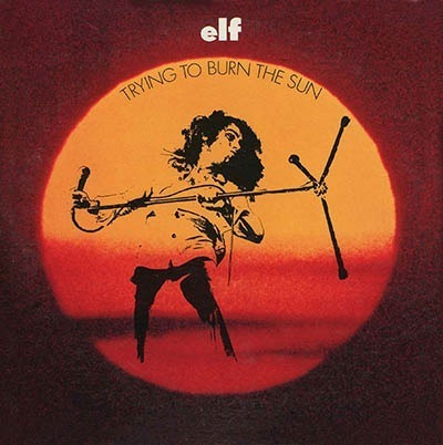 Elf Trying To Burn The Sun Cd Nuevo Dio Original
