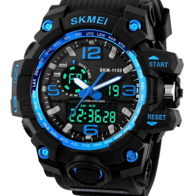 Relógio Masculino Militar Esportivo Skmei G-shock