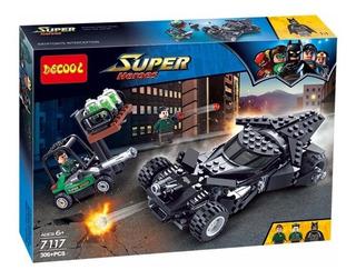 Batman Vs Superman Dc Minifiguras Batimovil Com/ Lego De Ajd