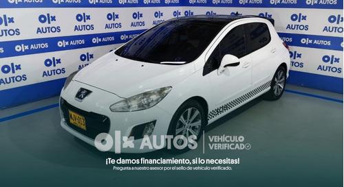 Peugeot-308-tp 1.6lt 156hp 4ab Abs Ct Aa2z-2012