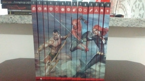 Graphic Novels Marvel: Edição 1 À 14